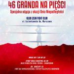 10 listopad - Ring Niepodległości 46 GRANDA na pięści